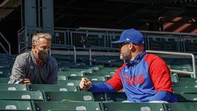 Chicago Cubs manager David Ross, team President Jed Hoyer test positive for COVID despite being vaccinated
