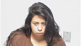 Illinois woman accused of trying to kick out window of squad car, headbutting deputy