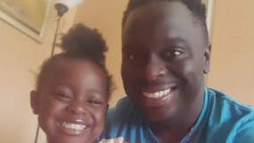 After Chicago dad dies shielding his little girl from bullets, the search continues for his killer