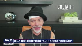 Billy Bob Thornton talks about walking away after final season of 'Goliath'