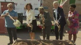 Lightfoot breaks ground on Casa Durango, affordable housing development in Pilsen
