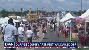 DuPage County arts festival postponed due to COVID concerns