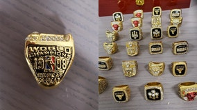 Fake championship sports rings seized in Chicago