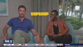 Gerard Butler talks about his pitch to land the Leonidas role in '300'