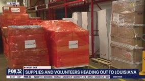 Chicago volunteers pitch in to send relief supplies to victims of Hurricane Ida