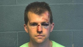 Oklahoma dad tackles man touching boy inappropriately at bus stop, police say