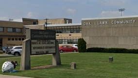 Lockdown lifted at Oak Lawn High School after domestic disturbance