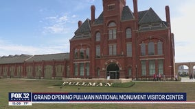 City, state officials celebrate grand opening of Pullman National Monument Visitor Center