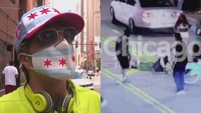 Victim of River North beating, robbery speaks out: 'Nobody helped me'