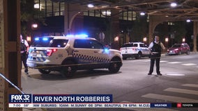 7 armed robberies reported in Streeterville, River North in the last 2 weeks