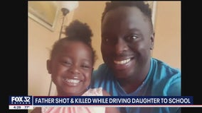 Father killed while shielding young daughter from gunfire on West Side, family says