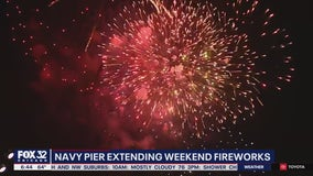 Labor Day weekend: Fests, fireworks scheduled across Chicago, suburbs