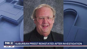 Father David Ryan reinstated as pastor of St. Francis de Sales in Lake Zurich after investigation