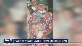 9/11 first responder shares her story for the first time