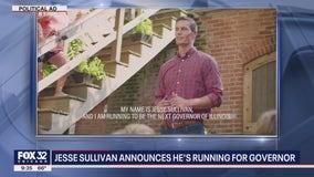 California investor Jesse Sullivan running for Illinois governor as Republican