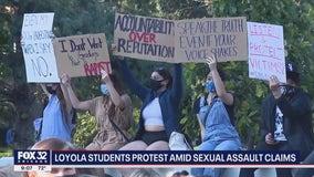 Loyola University students claim school is ignoring sexual assault complaints
