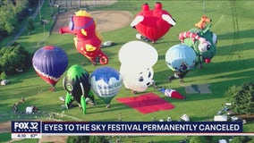 Hot air balloon festival in Lisle permanently canceled; cites lack of interest, support from community