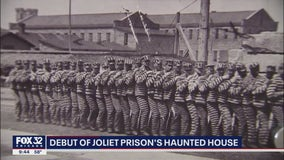 Old Joliet Correctional Center transformed into haunted house