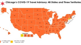 Chicago Travel Advisory: City removes Connecticut, DC from restricted list