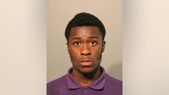 Man charged in deadly shooting of delivery driver on Near West Side