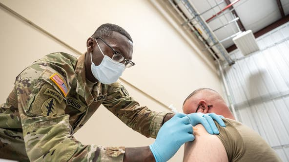 Army: 'Relief of duties, discharge' possible for those who refuse COVID-19 vaccine