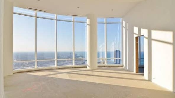 PHOTOS: Trump Tower Chicago penthouse for sale for $30 million -14,000 square feet and totally empty
