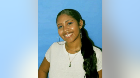Missing woman: 22-year-old Ziana Pearson-Muller hasn't been seen since last Monday