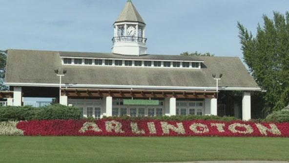 Arlington International Racecourse closed after last race was run Saturday