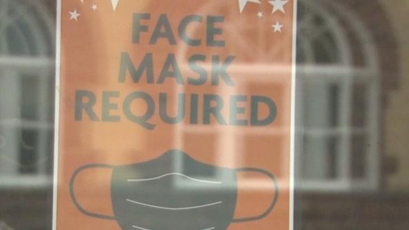 8 Chicago businesses cited for violating mask mandate