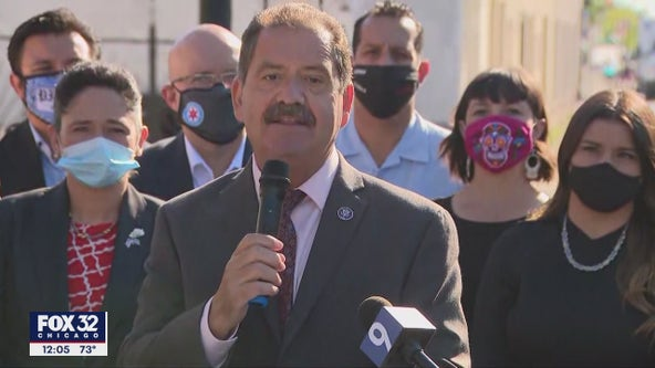 Rep. Garcia launches coalition to address equity for Latino population