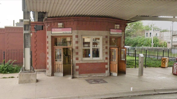 Man dies after falling on to CTA Pink Line tracks at Kedzie station: police