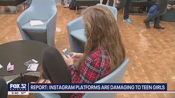 Instagram leads to mental health, body image troubles for teen girls: report