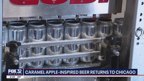 Affy Tapple Beer returns to Chicago this fall
