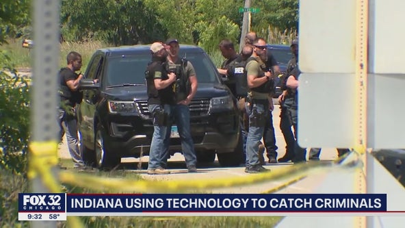 Special Report: Police fighting back as Chicago crime spills into Indiana