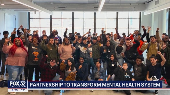 Chicago partnership aims to transform mental health system