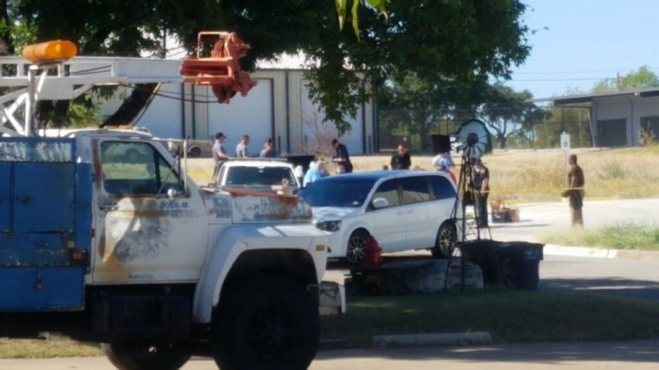 Fort Worth dumpster dismembered bodies