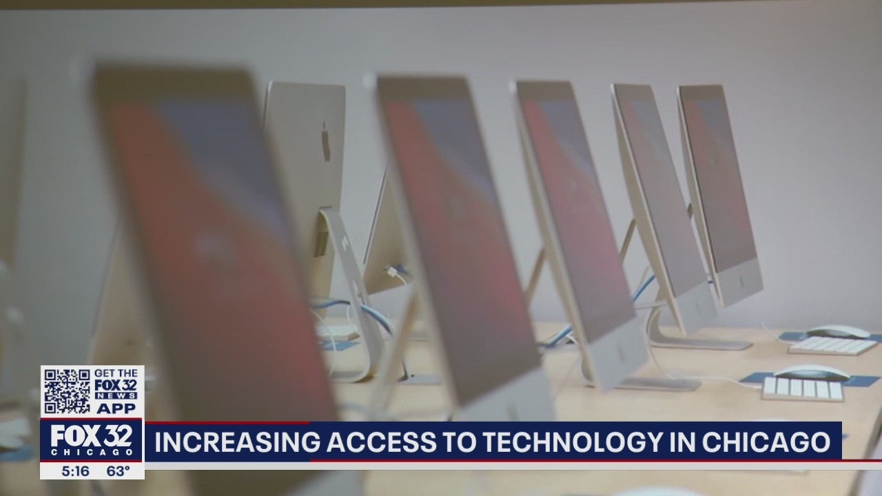 Chicago increasing access to technology