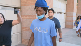 Timberview High School shooting suspect bonds out of jail