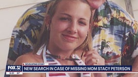 Sister of missing mom Stacy Peterson says she found body using sonar, cops searched but found nothing