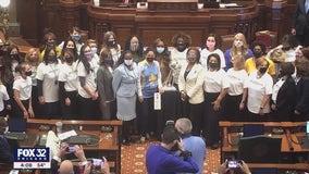 Illinois politicians honor WNBA champions Chicago Sky