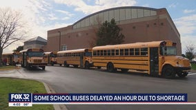 School bus driver shortage impacting students in St. Charles