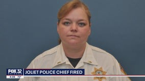 First woman police chief in Joliet abruptly fired