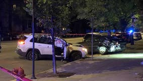 16-year-old boy killed in apparent shootout between cars in Lake View: police