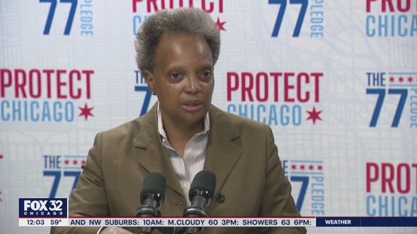 Chicago vaccine mandate: 79% of city employees have confirmed vaccination status through online portal