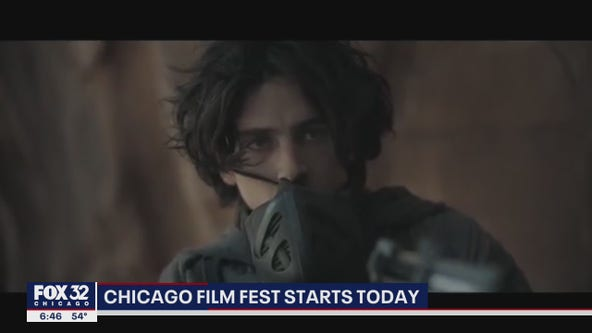 Chicago International Film Fest kicks off Wednesday