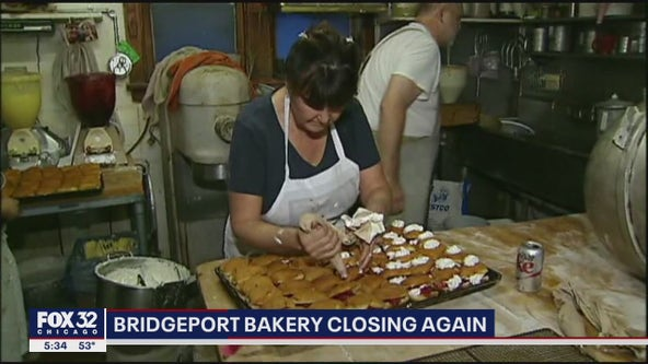 Beloved Bridgeport Bakery closing again after nearly 50 years