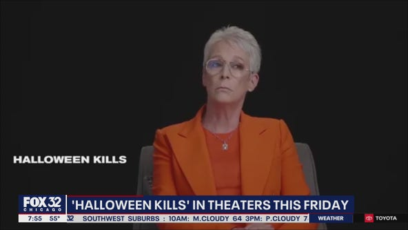 'Halloween' star Jamie Lee Curtis says she doesn't like horror films