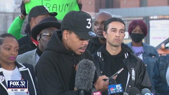 Common, Chance the Rapper urge Illinois lawmakers to restore parole system