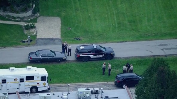 Ongoing police activity in Lemont
