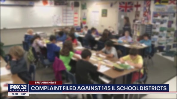 Illinois parents file lawsuit against 145 school districts, Pritzker over COVID rules